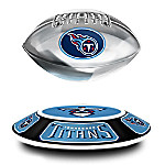 Tennessee Titans Levitating NFL Football