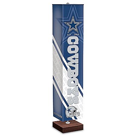 Dallas Cowboys NFL Floor Lamp