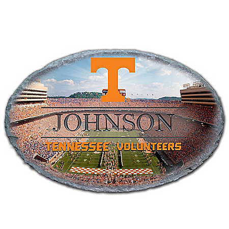 University Of Tennessee Personalized Outdoor Welcome Sign