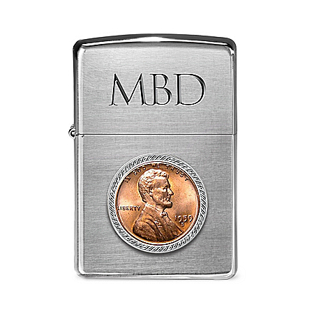 Year Of Your Birth Penny Personalized Zippo® Lighter