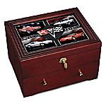 Corvette - American Classic Wooden Keepsake Box