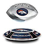 Denver Broncos NFL Levitating Football