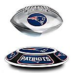 New England Patriots NFL Levitating Football