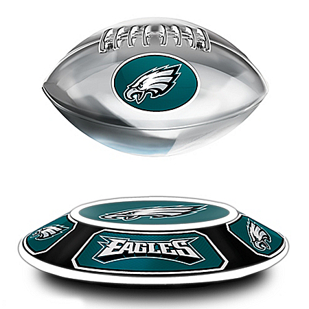 Philadelphia Eagles NFL Levitating Football