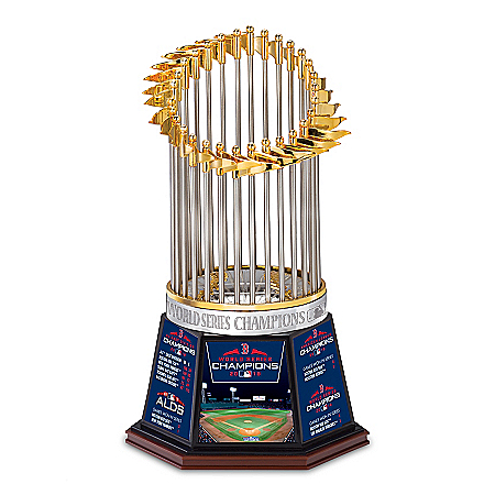 Red Sox 2018 World Series Champions Commemorative Trophy