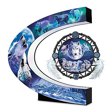 Robin Koni Levitating Dreamcatcher With Light Up Base