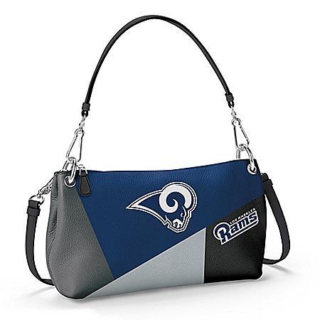 Los Angeles Rams Women's NFL Convertible Handbag