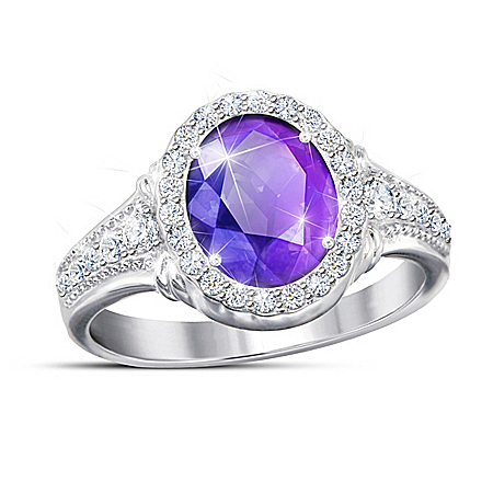 Sensational Shades Color-Changing Mood Ring
