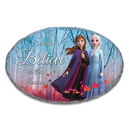 Disney FROZEN 2 Personalized Sign With Name