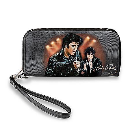 Elvis '68 Comeback Special Women's Clutch Wallet