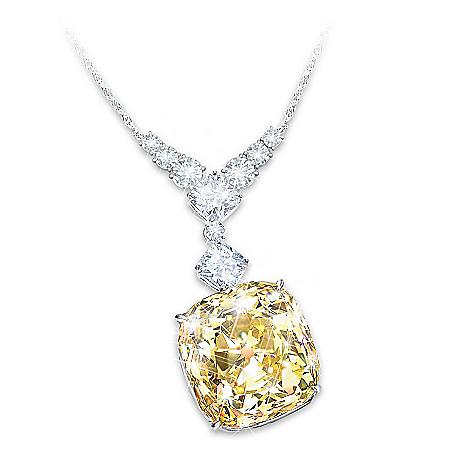 Rising Star Women's Diamonesk Necklace