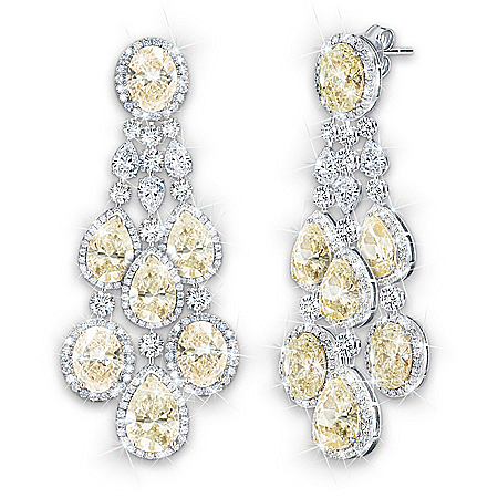 Women's Simulated Diamond Earrings Inspired By Meghan Markle