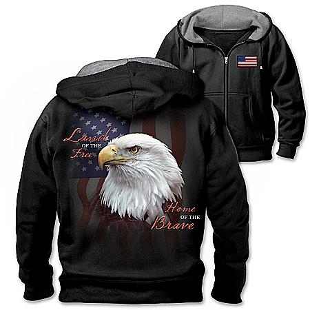 American Freedom Men's Hoodie