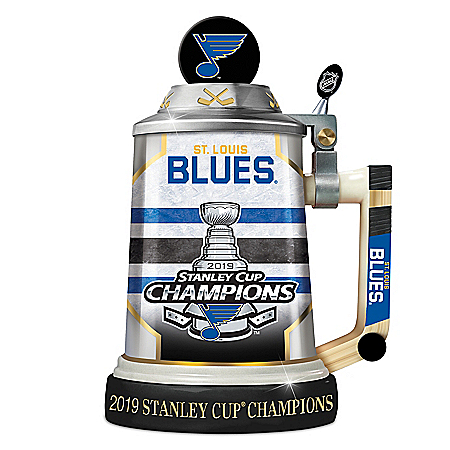 St. Louis Blues® 2019 NHL® Stanley Cup® Championship Stein
