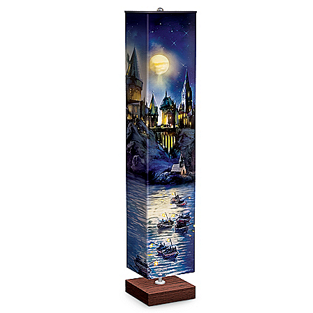 HARRY POTTER Magic Of Hogwarts Four-Sided Floor Lamp
