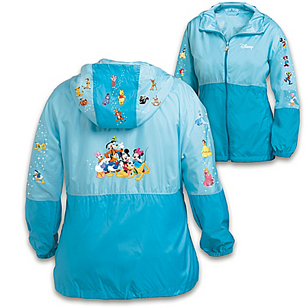 Disney Classic Characters Women's Jacket