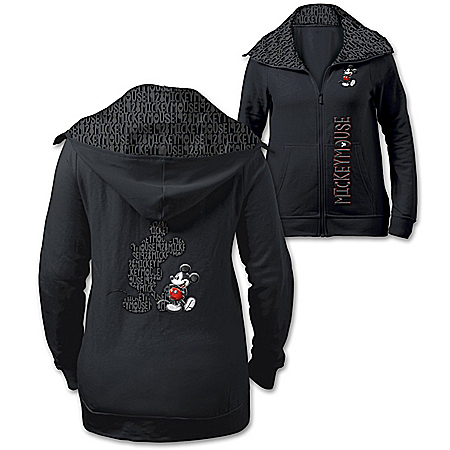Disney Forever Mickey Mouse Hoodie