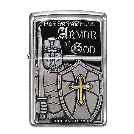 Armor Of God Zippo® Lighter