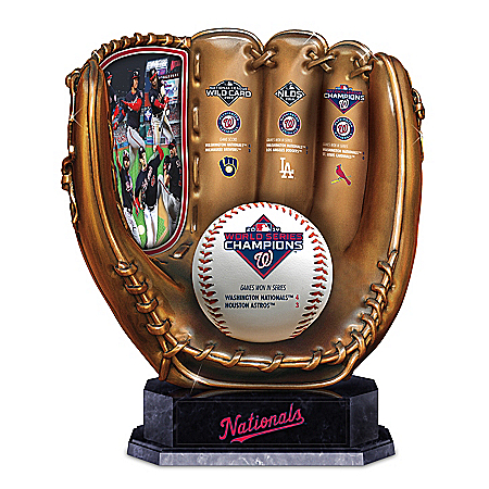 2019 World Series Champions Nationals Sculpted Glove