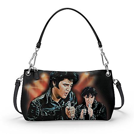 Spotlight On Elvis Handbag: Wear It 3 Ways