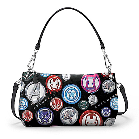 MARVEL Avengers Convertible Handbag: Wear it 3 Ways