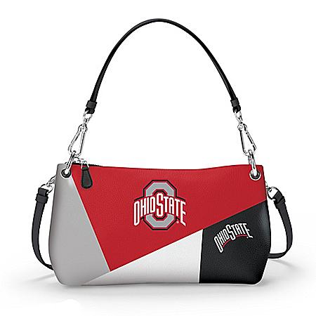 Ohio State Buckeyes Handbag: Wear It 3 Ways