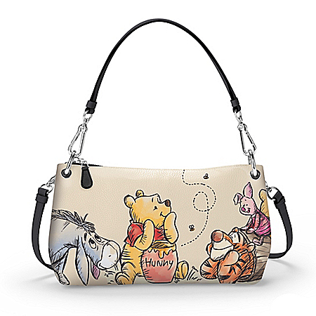 Disney Winnie The Pooh Convertible Handbag: Wear It 3 Ways