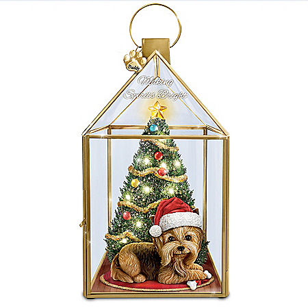 Making Spirits Bright Personalized Lantern – Personalized Jewelry