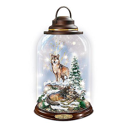 Spirit Of Winter Lantern