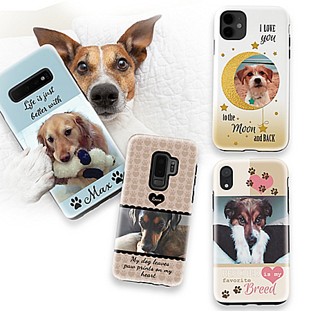 Create A Phone Case With Your Dog's Photo
