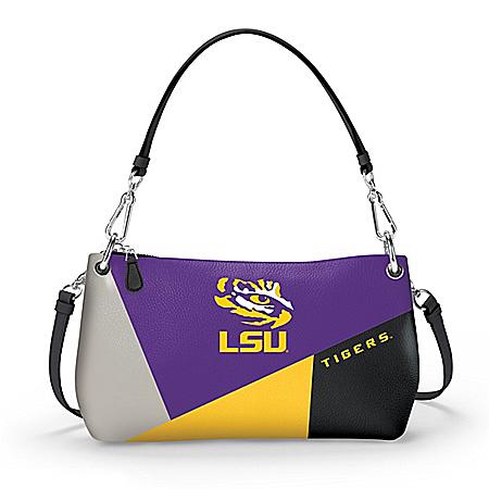 LSU Tigers Handbag: Wear It 3 Ways