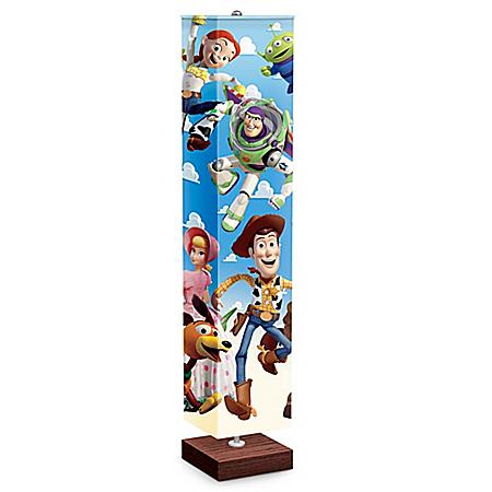 Disney·Pixar Toy Story Four-Sided Floor Lamp