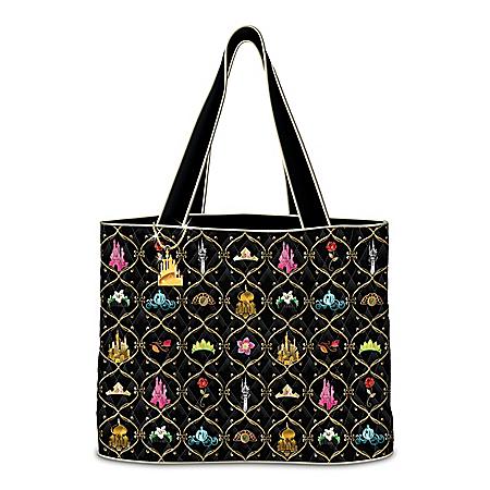Disney Princesses Quilted Tote Bag