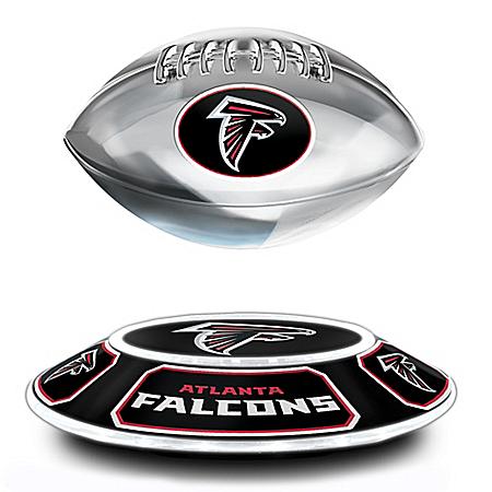 Atlanta Falcons Levitating NFL Football