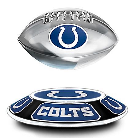 Indianapolis Colts Levitating Football