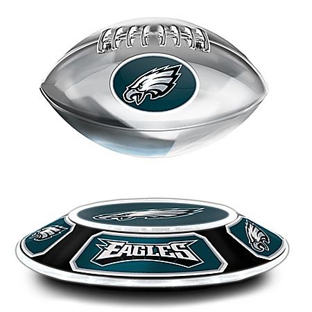 Philadelphia Eagles NFL Levitating Football
