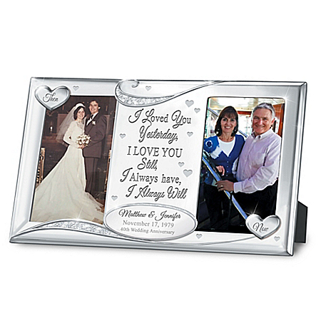 Forever In Love Personalized Frame – Personalized Jewelry