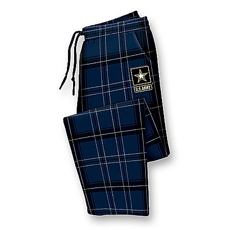 Army Cotton Flannel Men's Pants