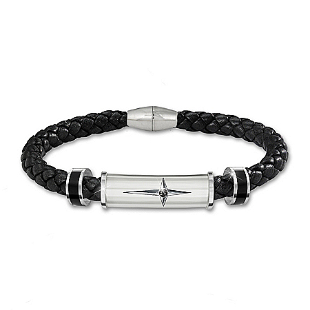 Protection And Strength For My Son Religious Bracelet