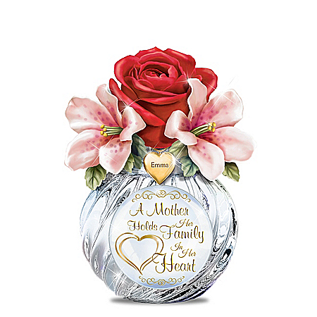 A Mother's Heart Personalized Scent Diffuser – Personalized Jewelry