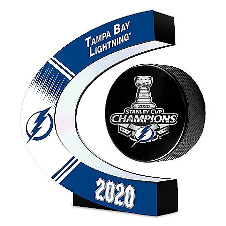 Lightning® 2020 Stanley Cup® Levitating Puck