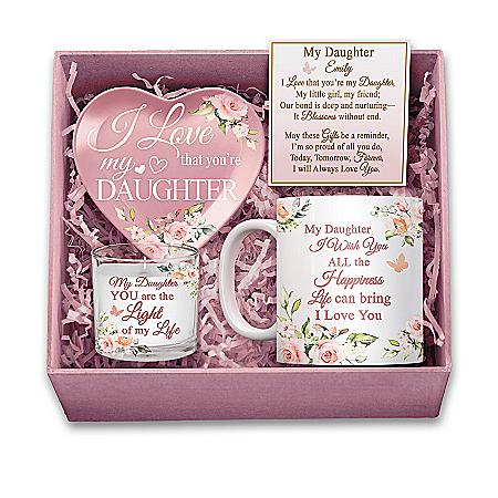 Daughter I Love You Gift Box Set
