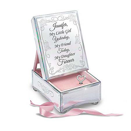 Reflections of Love Personalized Music Box – Personalized Jewelry