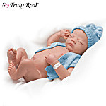 Linda Webb Charlie Anatomically Correct So Truly Real Lifelike Baby Doll
