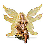 Meadowbright, The Fairy Of The Sun Collectible Fairy Figurine