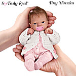 Tiny Miracles Linda Webb Celebration Of Life Emmy Realistic Baby Doll: So Truly Real