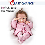 Tiny Miracles And Angels Danced Emmy Realistic Baby Doll: So Truly Real