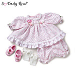 So Truly Real Baby Doll Clothing: Going To Grandmas Outfit