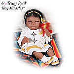 Tiny Miracles Baby Swift Deer Native American Style Baby Doll: So Truly Real