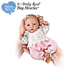 Precious Moments Tiny Miracles Jesus Loves Me Baby Doll: So Truly Real